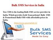 Bulk SMS Services in India vinay