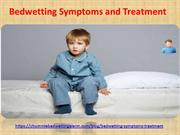 Bedwetting Symptoms and Treatment - Chummie Bedwetting Alarm