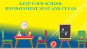 Keep a School Environment Neat and Clean With Neat N Tidy