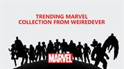 Trending Marvel Collection From Weiredever
