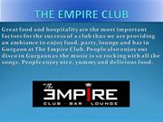 THE EMPIRE CLUB in GURGAON - Bars and Night Clubs in Gurgaon