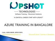 Azure Training in Bangalore, BTM layout | Best Azure Training