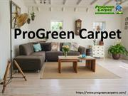 Durham Carpet Cleaning - ProGreen Carpet NC