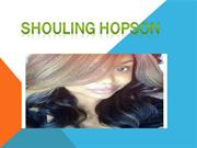 Shouling Hopson ppt april 1