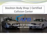 Stockton Body Shop | Certified Collision Center | AFD Body Shop