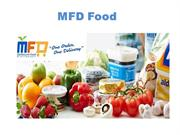 Melbourne Food Distributors and Products