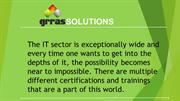 AWS Training And Certification course in bhopal