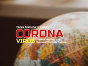 Coronavirus Disaster Recovery and Business Continuity Training