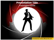 James Bond Powerpoint Template