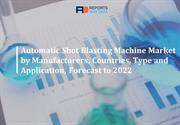 Automatic Shot Blasting Machine Market By Reports And Data