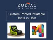 Custom Made Inflatable in USA | Inflatable Signs in USA