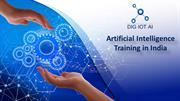 Artificial Intelligence Training in India, AI Training Institute Hyd