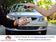 Want To Earn Most Of Cash For Your Scrap Car - Call Us
