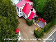 Cottage for Rent Tobermory Ontario
