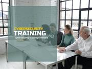 Cybersecurity training seminars, courses, cybersecurity laws
