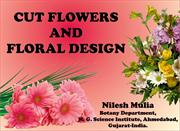 CUT FLOWERS AND FLORAL DESIGN