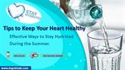 Effective Ways to Stay Hydrated During the Summer
