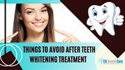 Restore Natural Color of Your Teeth