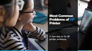 Most Common Problems of HP Printer