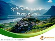 Spiti Valley Tour From Manali - Book 6 Nights/7 Days Taxi Package