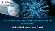 Affordable Texas Health Insurance Plans for Individuals