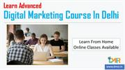 DIGITAL MARKETING COURSE IN DELHI | DIGITAL MARKETING TRANING IN DELHI