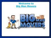 Local Moving and Storage Service in Orlando