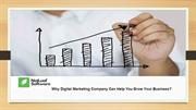 Why Digital Marketing Company Can Help You Grow Your Business