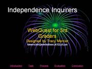 Independence Inquirers