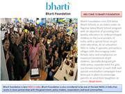 Bharti Foundation Among Best NGOs In India To Work For