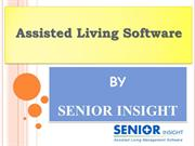 Senior Care Software | Assisted Living Software