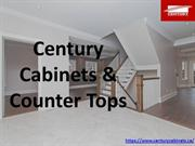 Home Renovation Vancouver - Century Cabinets and Countertops
