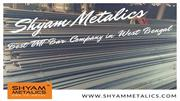 One of the Top TMT Bar Suppliers in Kolkata: Shyam Metalics