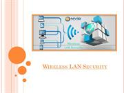 Wireless Essentials: Learn More About Wireless LAN Security
