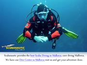 Get The Best Experience Of Diving In Mallorca