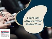 Four Kinds of New Zealand Student Visa