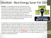 OkoWatt Energy Saver - Anyone Can Save Money With OkoWatt Device