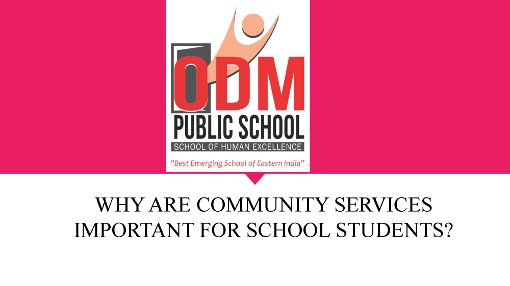 Why Are Community Services Important For School Students