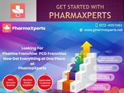 Start Your Pharma Franchise, PCD Pharma Franchise with Pharmaxperts