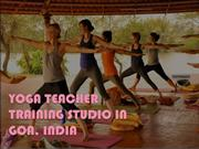 Yoga Teacher Training Course In Goa, India - Upaya Yoga