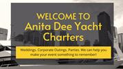 Chicago Premier Private Yacht Charters