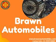 Brawn Automobiles - Royal Enfield Showroom in Gurgaon