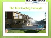 The Mist Cooling Principle