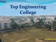 Best Engineering College in Haryana - Best Btech College in Haryana