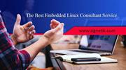 The Best Embedded Linux Consultant Service