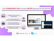 6 Reasons why Townscript Live is Best Skype Alternative