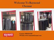 Raymond wholesale dealers in Chennai