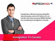 Descent Way to Immigrate to Canada