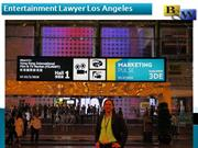 Entertainment Lawyer Los Angeles