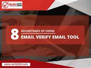 8 Advantages of Using Email Verify Email Tool